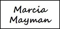 Marcia Mayman