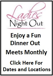 ladies night out template for home page dates and locations