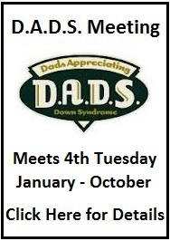 DADS Meeting - Meets Monthly on 4th Tuesday