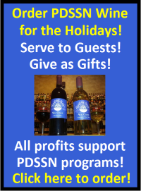 Order PDSSN Wine for the Holidays!