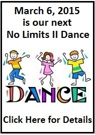The Next No Limits II Dance is March 6th