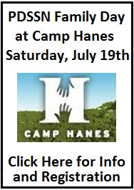 PDSSN Family Day at Camp Hanes