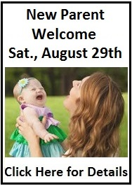 Join Us For Our New Parent Welcome on June 6th! Click here for details.