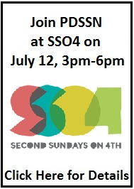 Join PDSSN at Second Sundays On 4th