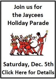 Join Us for the Jaycees Holiday Parade