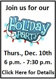 Join Us for our Holiday Party