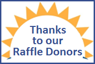 Thanks to our Raffle Donors