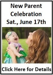 Click here for New Parent Celebration details!