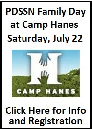 PDSSN's Family Day at Camp Hanes