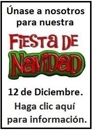 Haga clic aquí para obtener información de la fiesta de Navidad